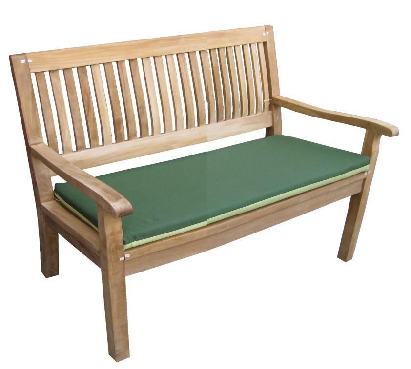 Gartenbank Sitzauflage 110x50x5 cm