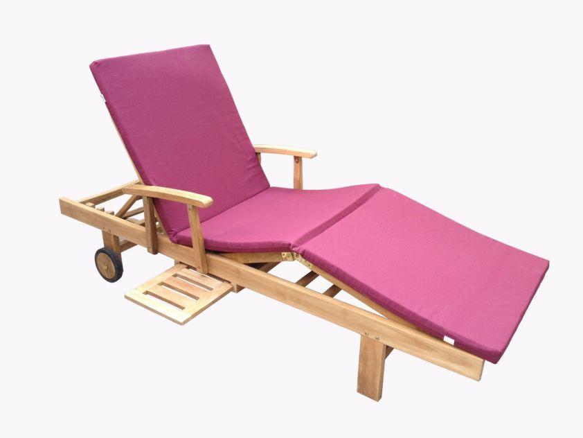 Auflage für Sonnenliege Komfort
