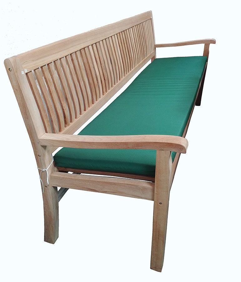 Gartenbank Sitzauflage 170x50x5 cm