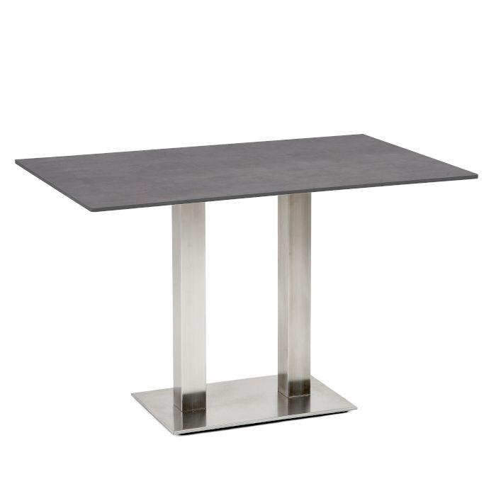 Tisch Bistro (Edeslstahl / HPL)