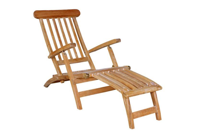 Gartenliege Deckchair