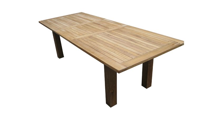 Gartentisch ausziehbar Grandis Bistro